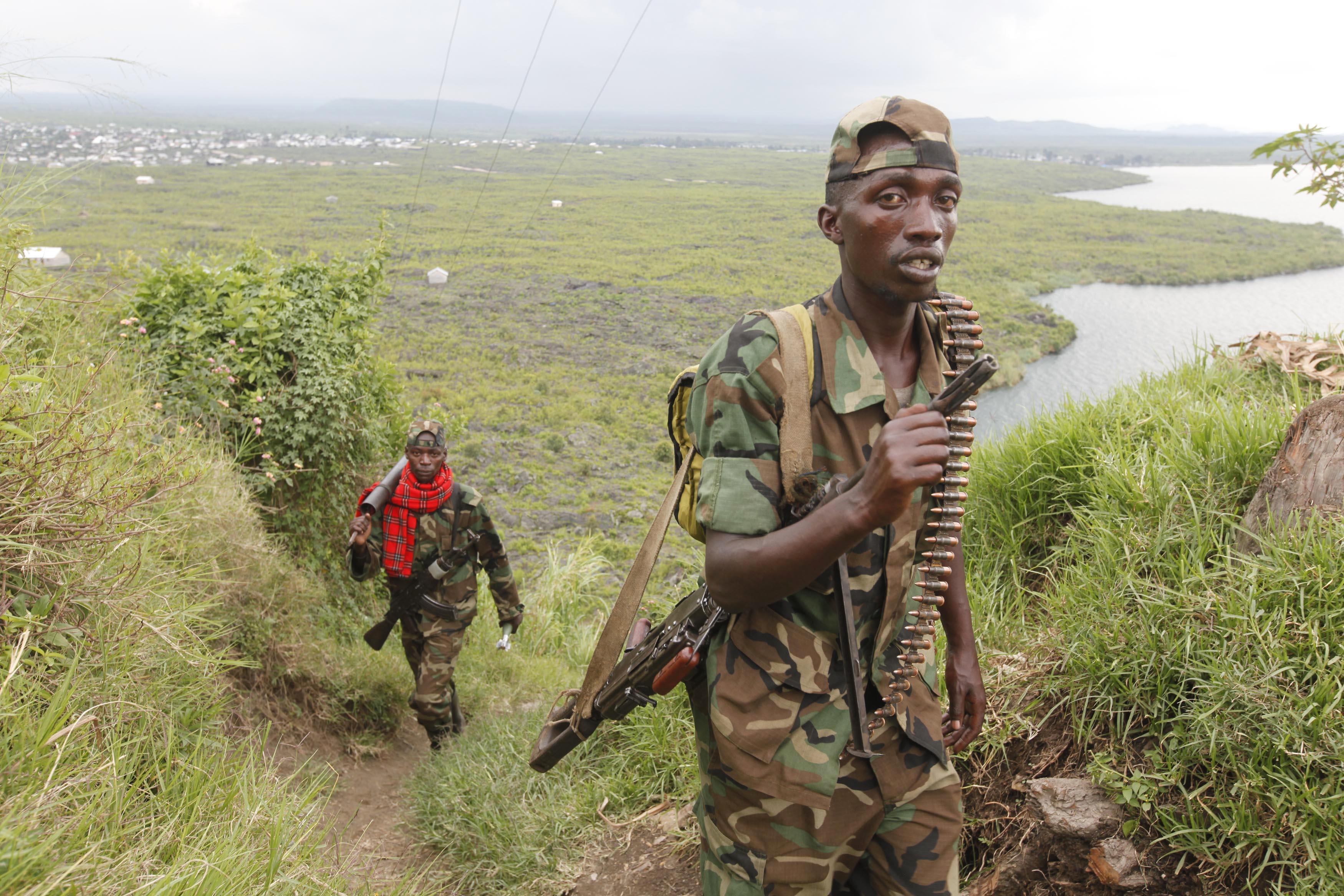 Democratic republic of congo conflict